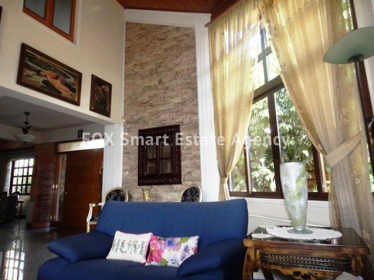 For Sale 4 Bedroom Detached House in Dasoupolis, Strovolos, Nicosia 27