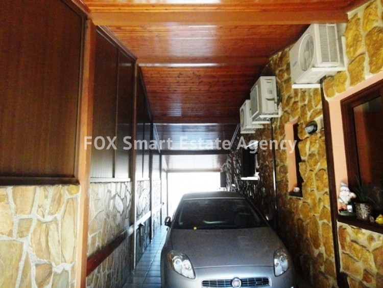 For Sale 4 Bedroom Detached House in Dasoupolis, Strovolos, Nicosia 19