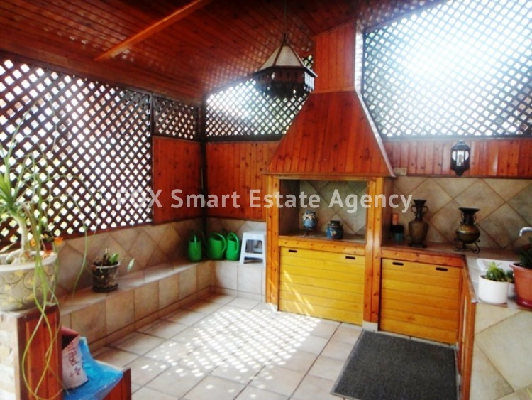 For Sale 4 Bedroom Detached House in Dasoupolis, Strovolos, Nicosia 20
