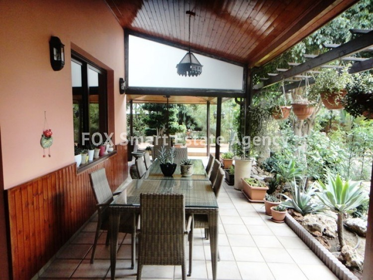 For Sale 4 Bedroom Detached House in Dasoupolis, Strovolos, Nicosia 21