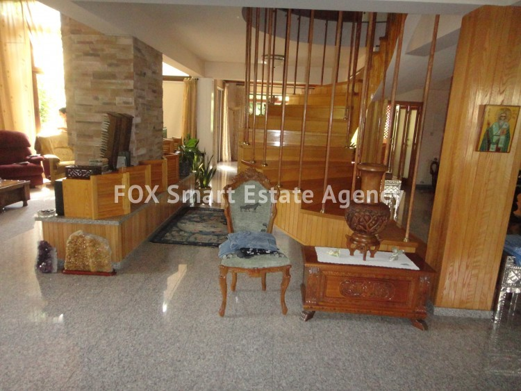 For Sale 4 Bedroom Detached House in Dasoupolis, Strovolos, Nicosia