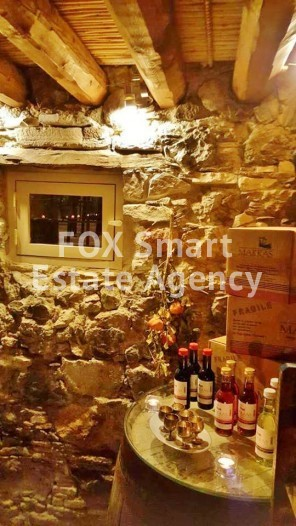 Fully equipped old refurbished mansion with license for restaurant 15 minutes from Nicosia 18