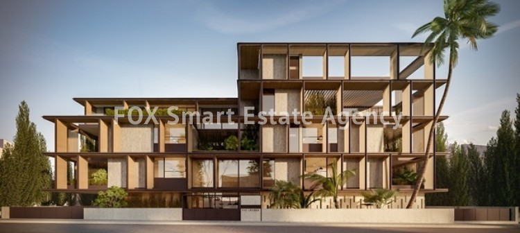 For Sale 3 Bedroom Top floor Apartment in Agios athanasios, Limassol