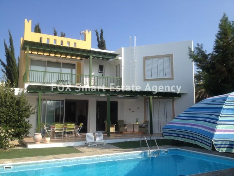 For Sale 3 Bedroom Detached House in Pervolia , Perivolia Larnakas, Larnaca