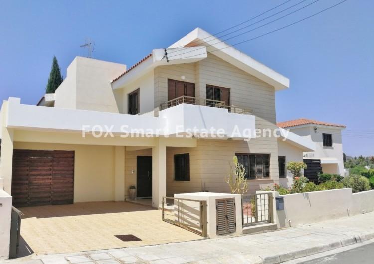 For Sale 4 Bedroom Detached House in Carolina park, Ilioupoli, Nicosia