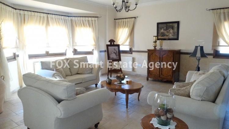 For Sale 5 Bedroom  House in Alethriko, Larnaca