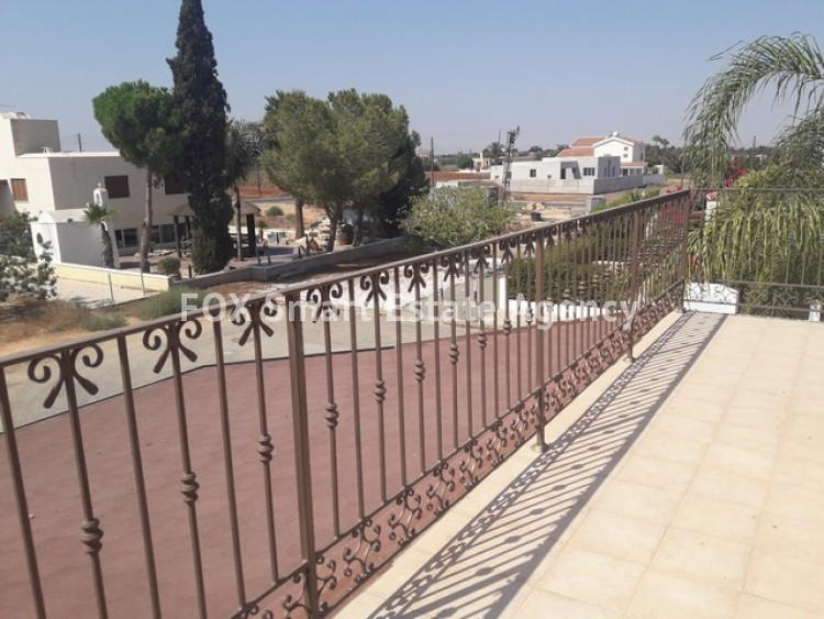 For Sale 3 Bedroom Detached House with large plot of land in Derynia, Famagusta 9