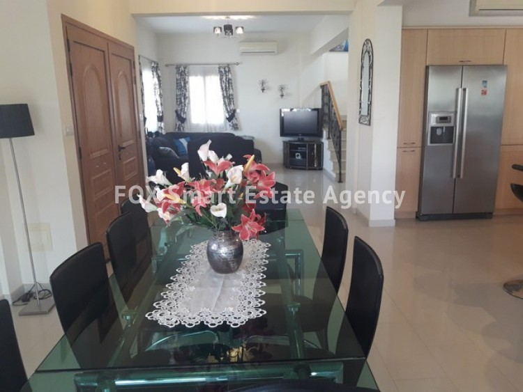 For Sale 3 Bedroom Detached House with large plot of land in Derynia, Famagusta 13