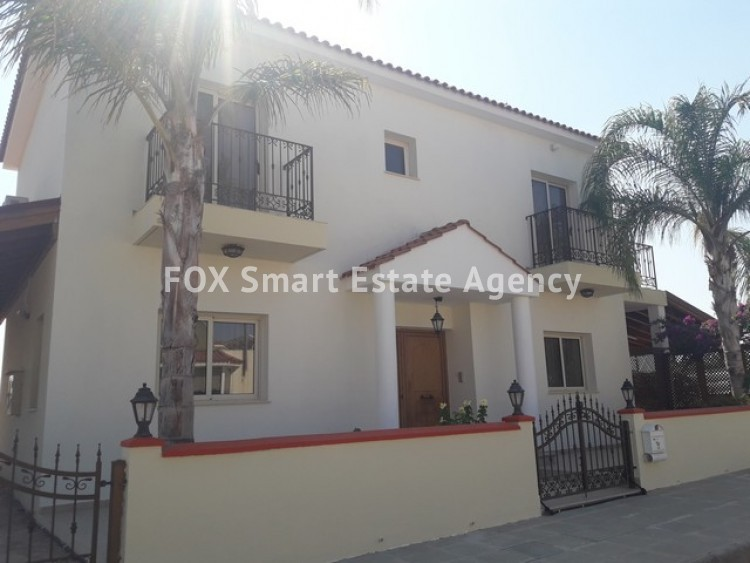 For Sale 3 Bedroom Detached House with large plot of land in Derynia, Famagusta 2