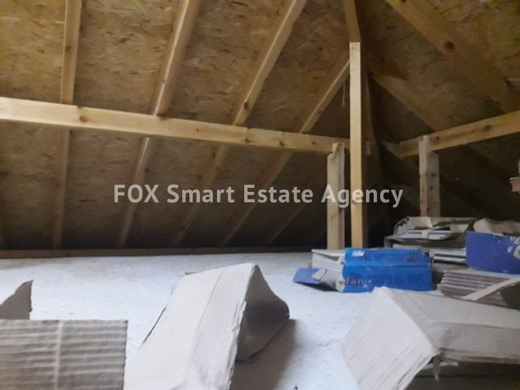 For Sale 3 Bedroom Detached House with large plot of land in Derynia, Famagusta 27