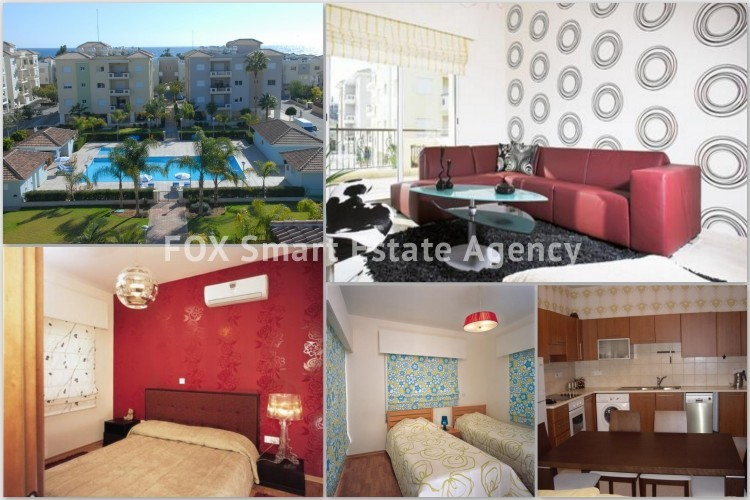 SPECIAL PACKAGE FOR INVESTORS FOR SALE 3 & 2 BEDROOMS APARTMENTS  IN POTAMOS GERMASOGEIAS. 2
