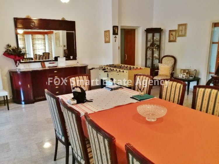 To Rent 4 Bedroom Detached House in Nisou, Nicosia 12