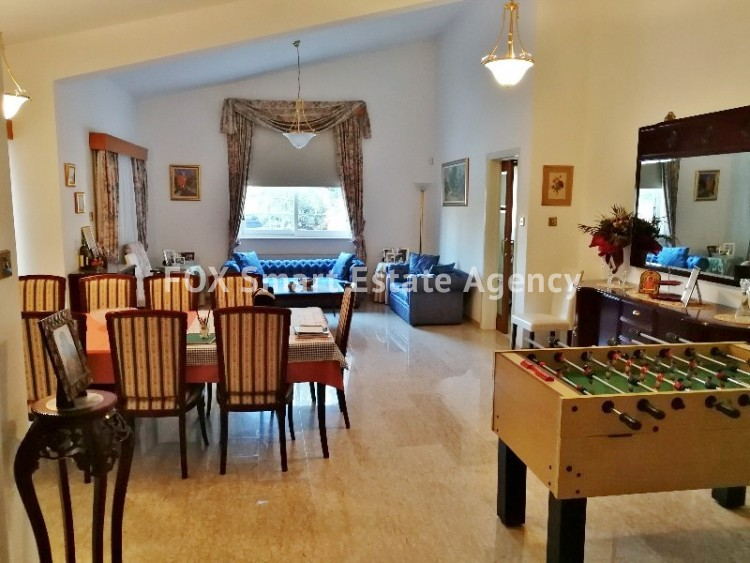 To Rent 4 Bedroom Detached House in Nisou, Nicosia 13