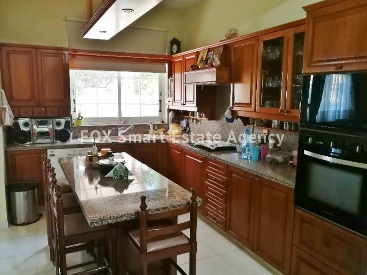 To Rent 4 Bedroom Detached House in Nisou, Nicosia 14