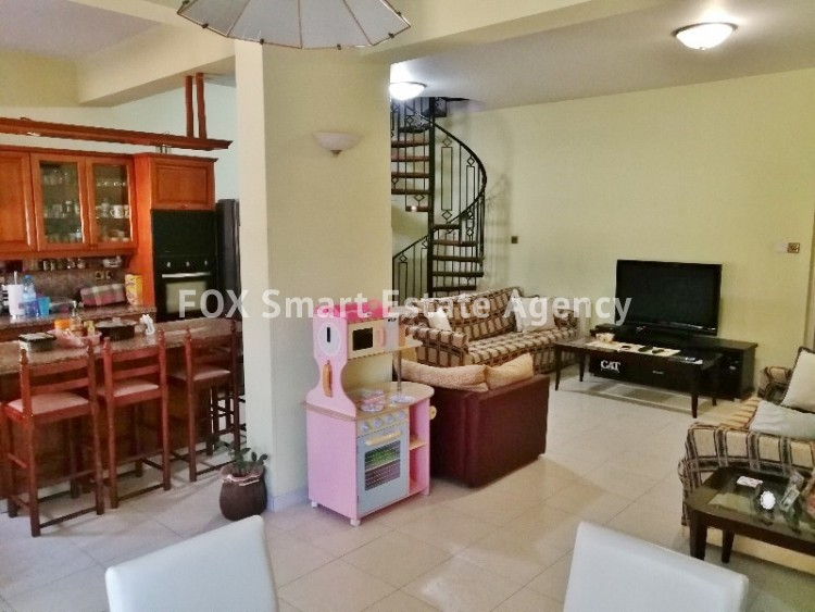 To Rent 4 Bedroom Detached House in Nisou, Nicosia 16