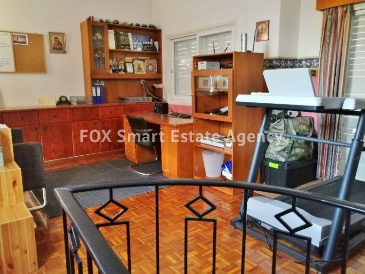 To Rent 4 Bedroom Detached House in Nisou, Nicosia 17
