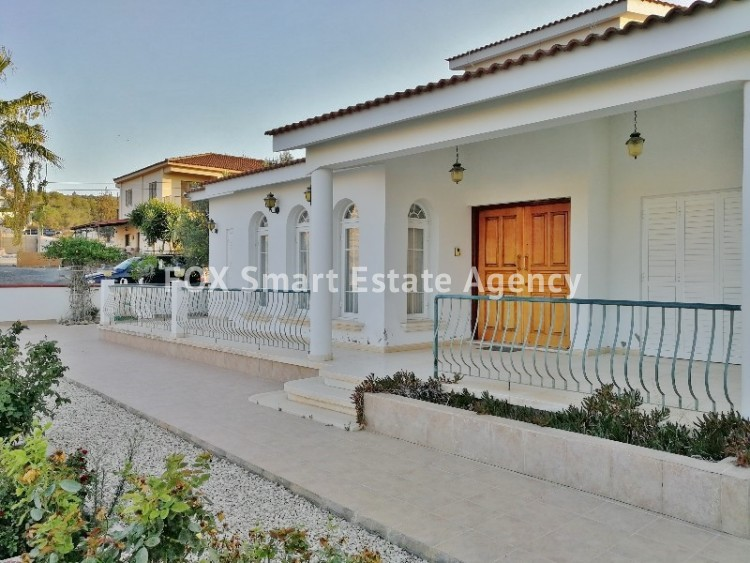 To Rent 4 Bedroom Detached House in Nisou, Nicosia 2