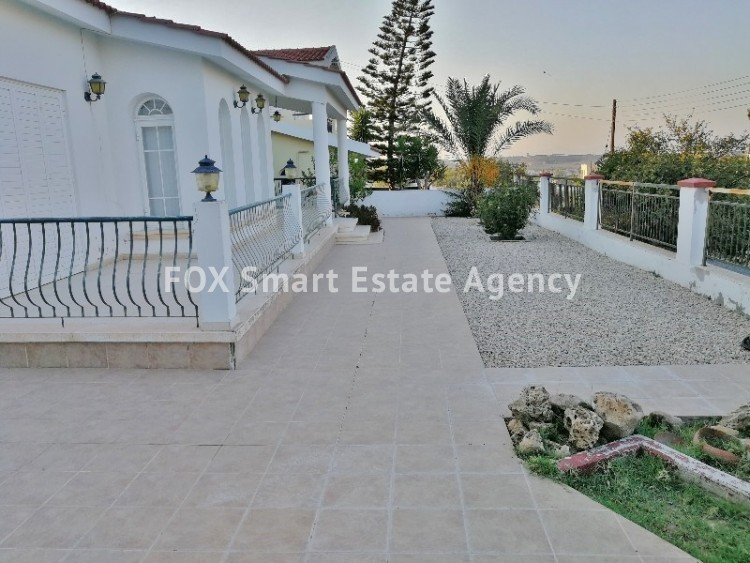 To Rent 4 Bedroom Detached House in Nisou, Nicosia 7