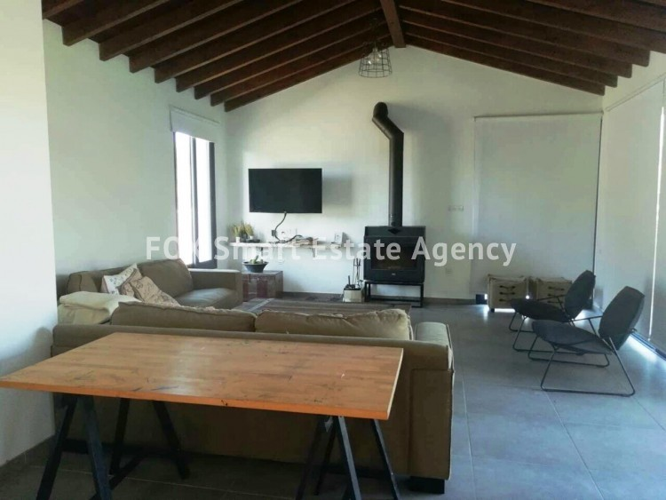 To Rent 4 Bedroom Detached House in Sia, Nicosia 2