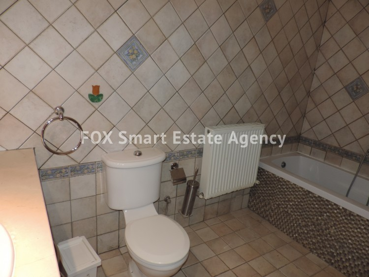 For Sale 5 Bedroom Semi-detached House in Strovolos, Nicosia 15