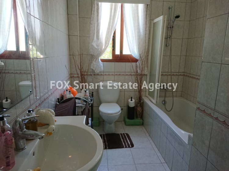 For Sale 3 Bedroom Bungalow (Single Level) House in Pyla, Larnaca 14