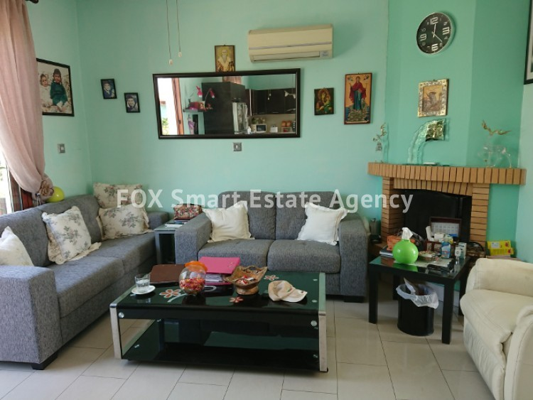 For Sale 3 Bedroom Bungalow (Single Level) House in Pyla, Larnaca 4