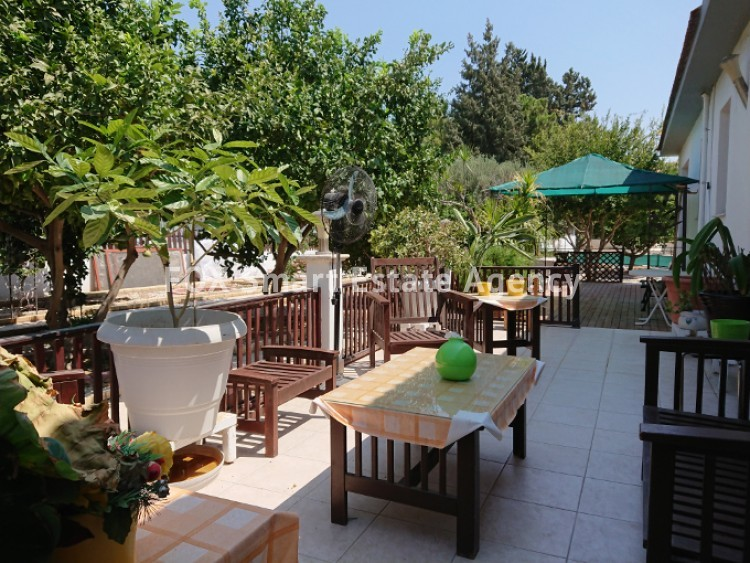 For Sale 3 Bedroom Bungalow (Single Level) House in Pyla, Larnaca