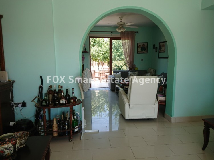 For Sale 3 Bedroom Bungalow (Single Level) House in Pyla, Larnaca 2