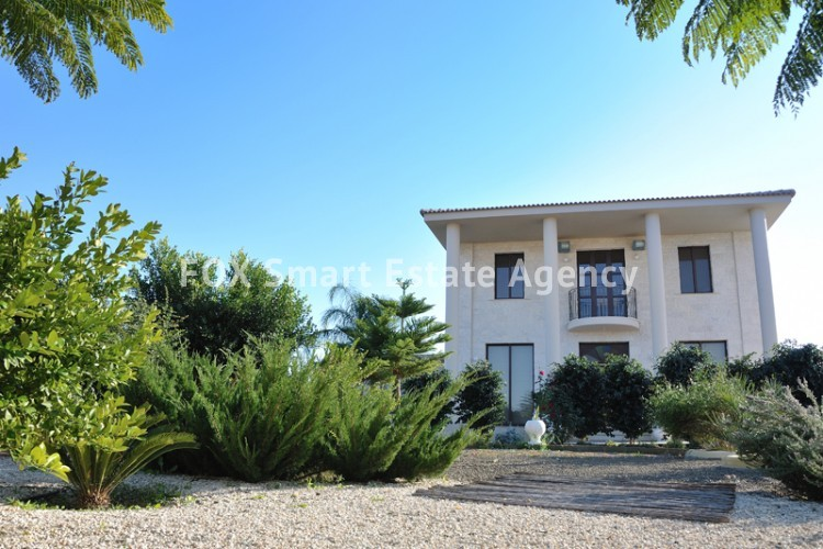 To Rent 6 Bedroom Detached House in Dali, Nicosia 16