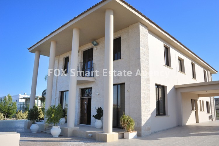 To Rent 6 Bedroom Detached House in Dali, Nicosia 16 10