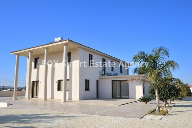 To Rent 6 Bedroom Detached House in Dali, Nicosia 3