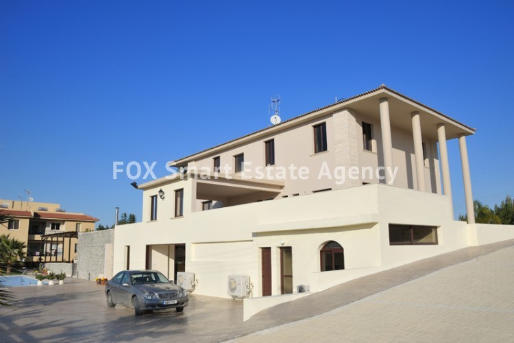 To Rent 6 Bedroom Detached House in Dali, Nicosia 22
