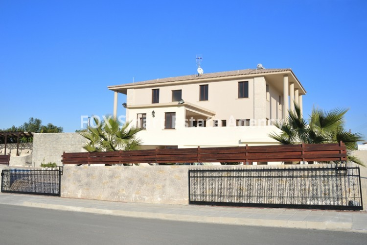 To Rent 6 Bedroom Detached House in Dali, Nicosia 23