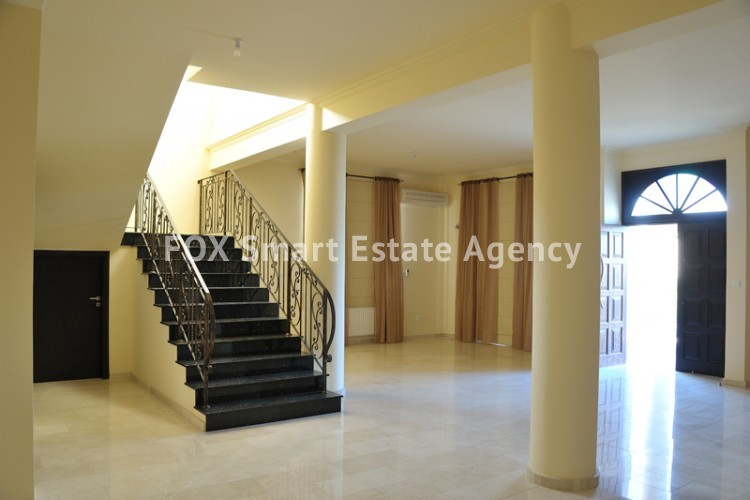 To Rent 6 Bedroom Detached House in Dali, Nicosia 24