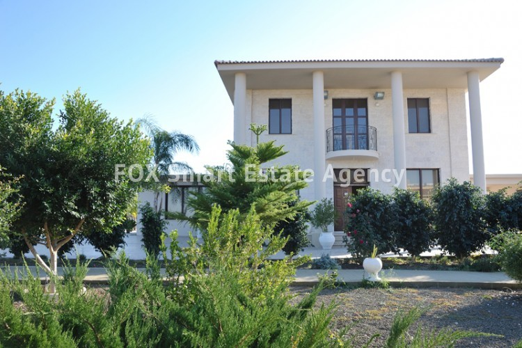 To Rent 6 Bedroom Detached House in Dali, Nicosia 13