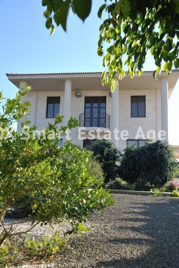 To Rent 6 Bedroom Detached House in Dali, Nicosia 15