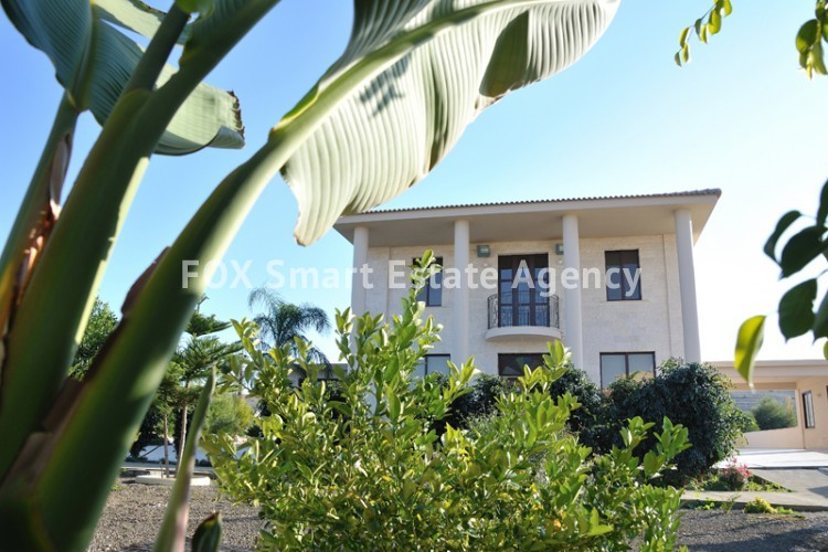 To Rent 6 Bedroom Detached House in Dali, Nicosia 14