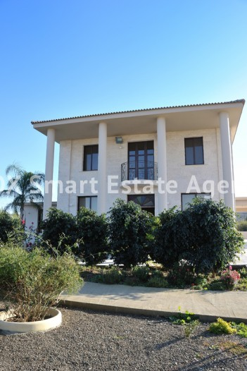 To Rent 6 Bedroom Detached House in Dali, Nicosia 17