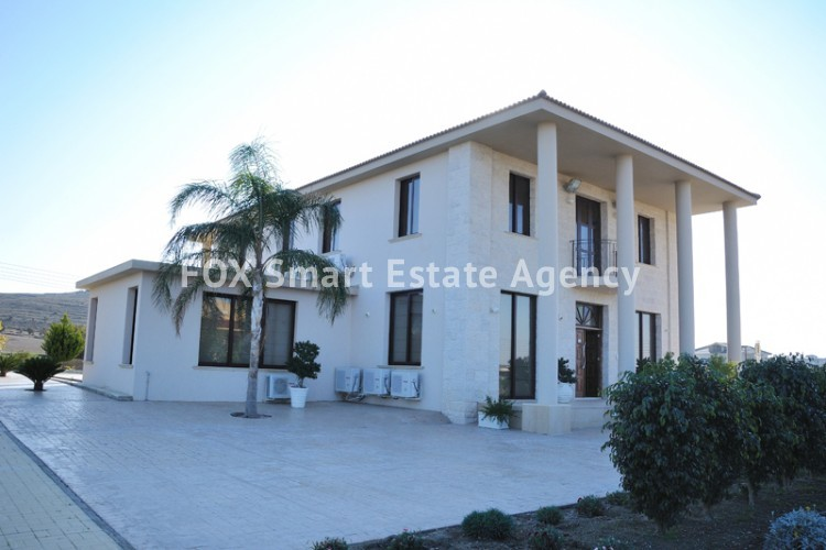 To Rent 6 Bedroom Detached House in Dali, Nicosia 8