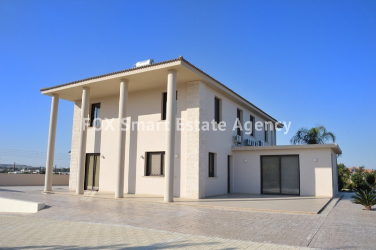 To Rent 6 Bedroom Detached House in Dali, Nicosia 2