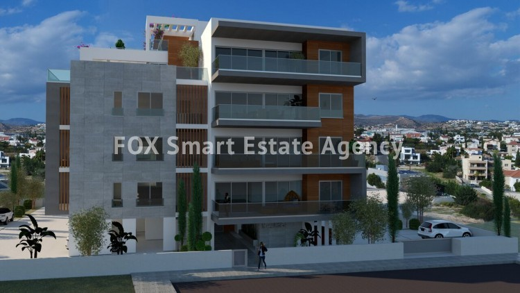 For Sale 1 Bedroom  Apartment in Columbia, Limassol 2
