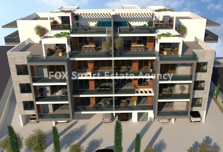 For Sale 1 Bedroom  Apartment in Columbia, Limassol 6