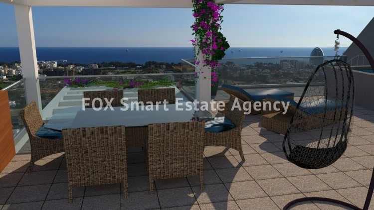For Sale 1 Bedroom  Apartment in Columbia, Limassol