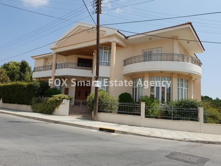 For Sale 5 Bedroom Detached House in Agios georgios lemesou, Limassol