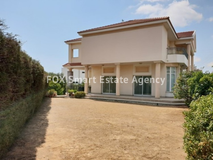For Sale 5 Bedroom Detached House in Agios georgios lemesou, Limassol  11