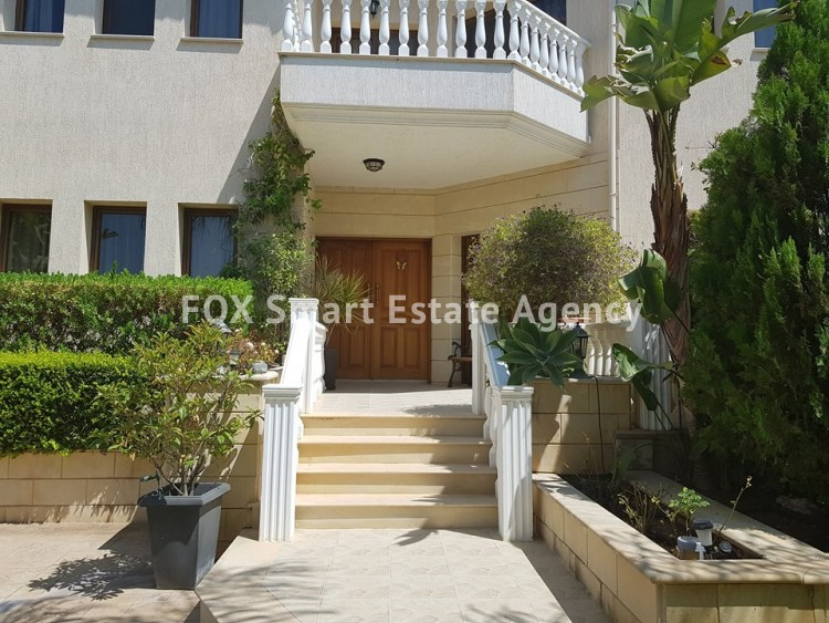 For Sale 4 Bedroom  House in Mouttagiaka, Limassol