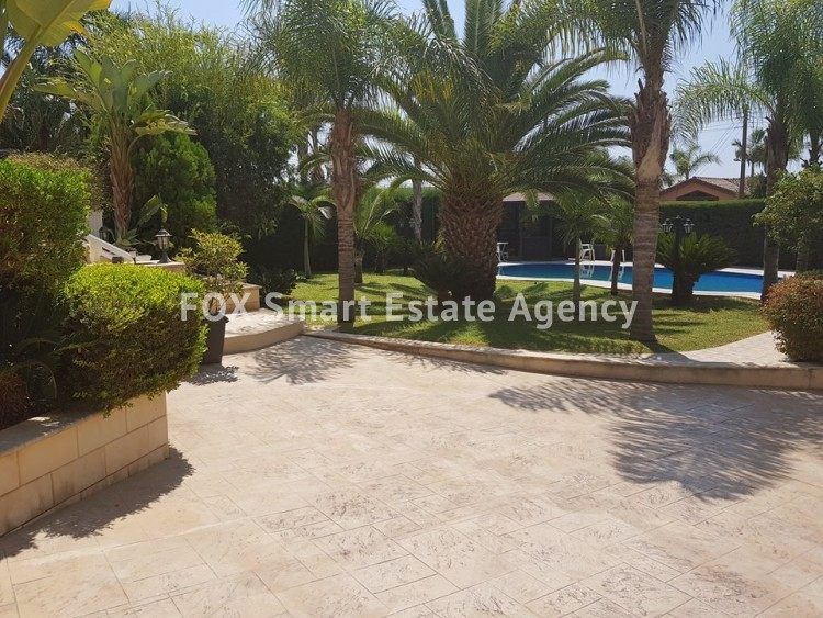 For Sale 4 Bedroom  House in Mouttagiaka, Limassol 2