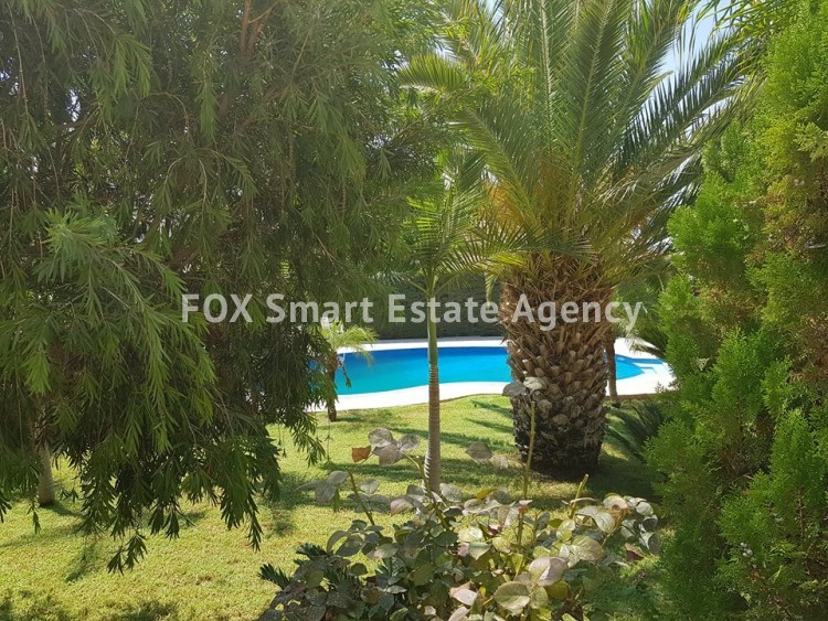 For Sale 4 Bedroom  House in Mouttagiaka, Limassol 4
