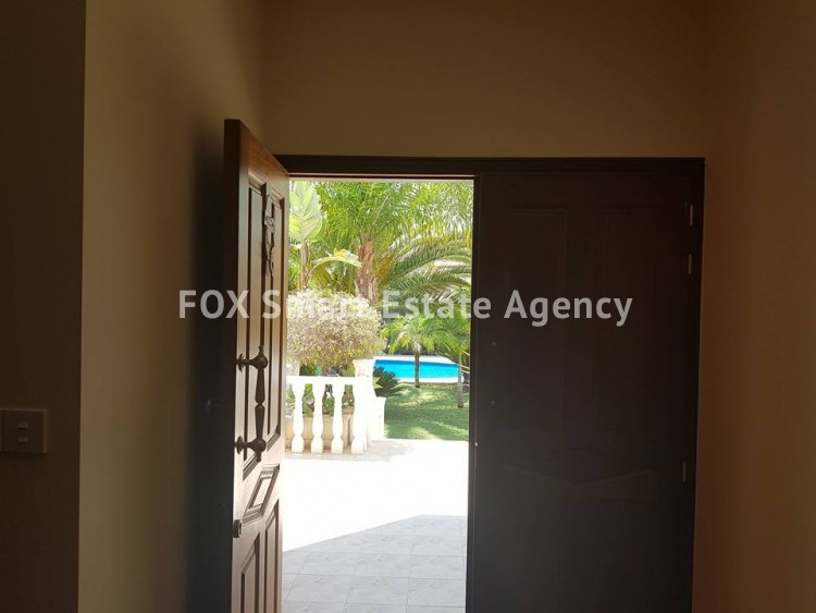 For Sale 4 Bedroom  House in Mouttagiaka, Limassol 5