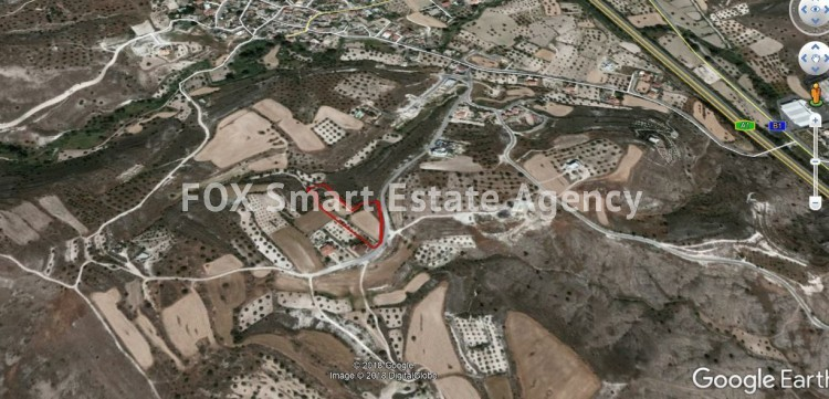 Residential Land in Alampra, Nicosia